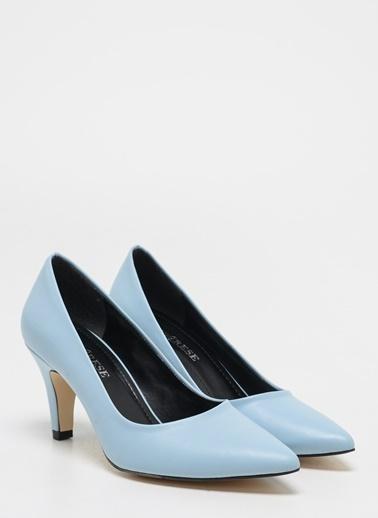 D by Divarese Klasik Ayakkabı Mavi